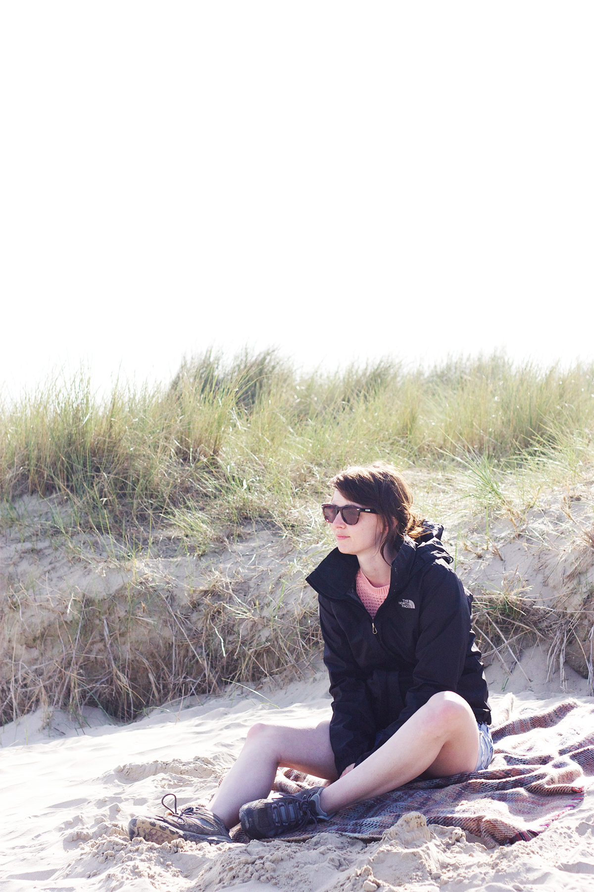 Studland beach // www.lauratosney.co.uk
