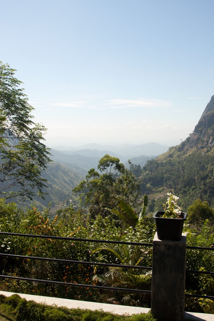 Ella gap, Sri Lanka