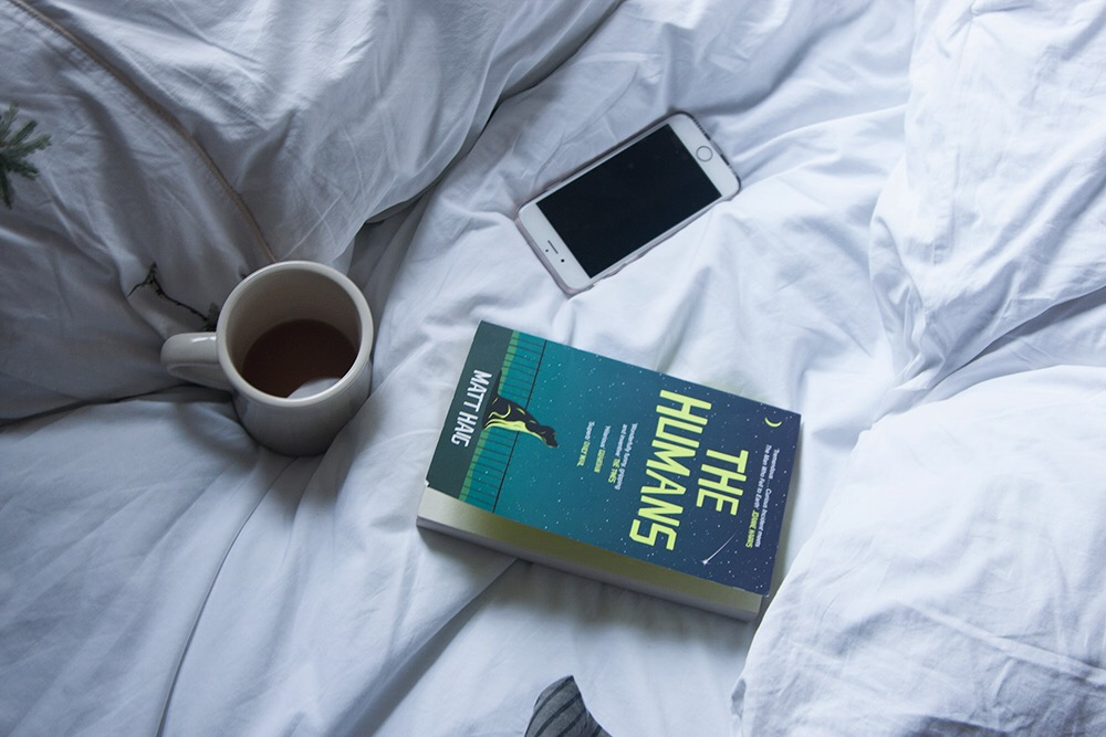 Book review of The Humans by Matt Haig